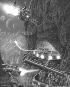 interior Dest Charon's Wall 240x300