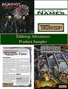 Samples Galore! - Tabletop AdventuresTabletop Adventures